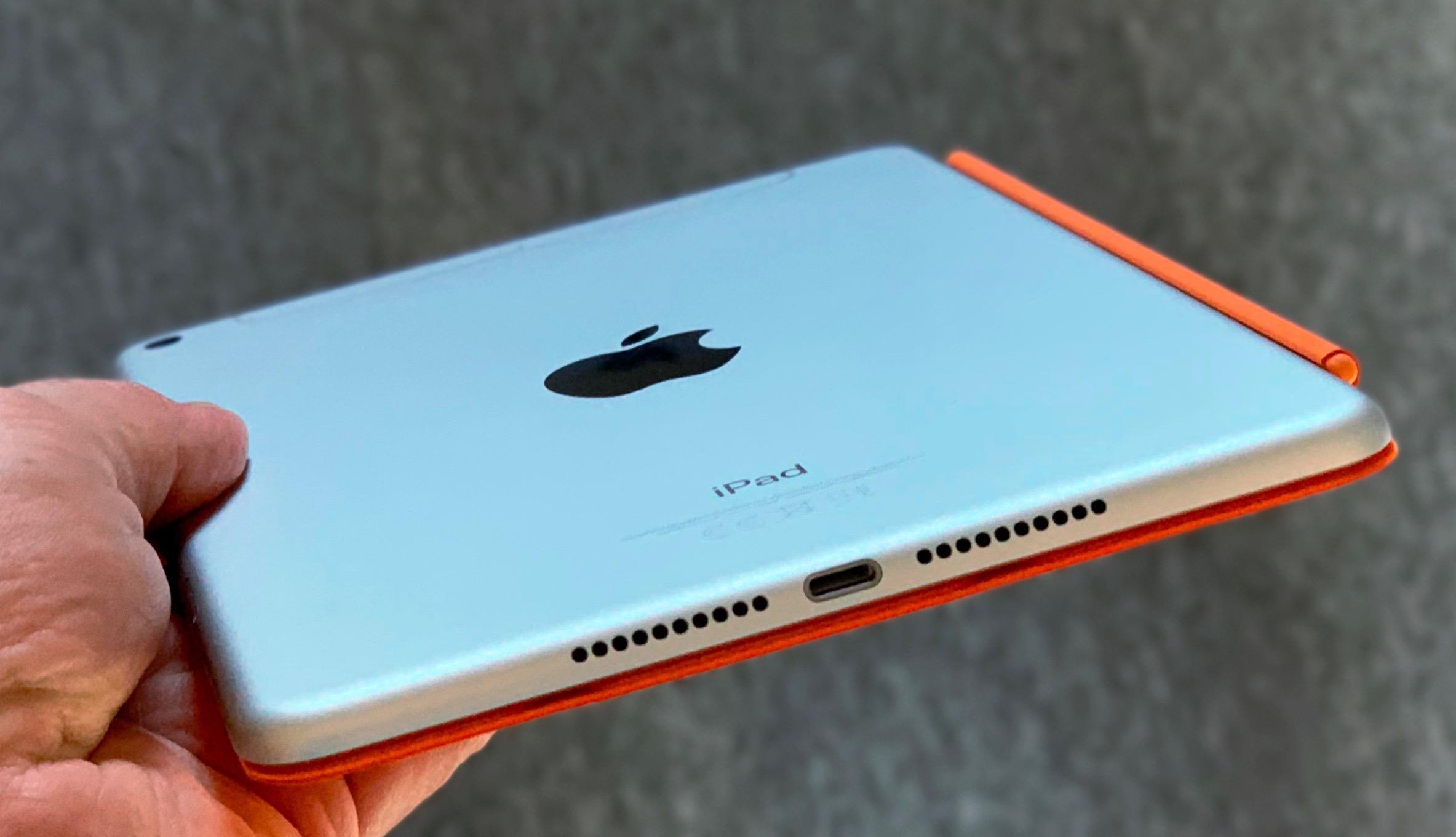 Die Anschlüsse des iPad Mini