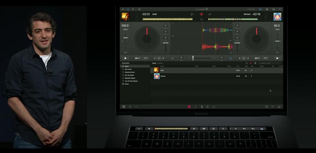 Eine besondere Ehre für einen Entwickler: Karim Morsy auf der Bühne einer Apple-Keynote im Jahr 2016. Foto: Apple