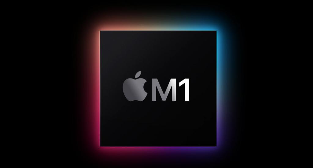 Neue Möglichkeiten: Der M1 Chip - der erste Apple Silicon - hat auch die Neural Engine, die deutlich schnelleres Machine Learning ermöglicht. Foto: Apple